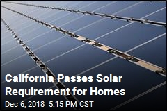 In California, a Solar First