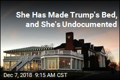 Her Papers Are Fake, but She Works at Trump's Club
