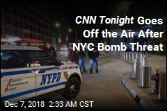 CNN Studios Evacuated After Bomb Threat