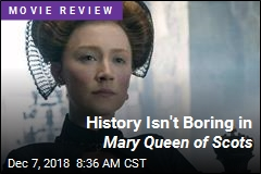 Saoirse Ronan Reigns in Mary Queen of Scots