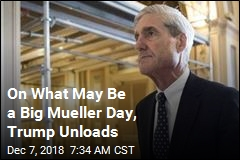 Friday May Be Interesting Day for Mueller