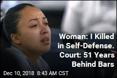 Woman: I Killed in Self-Defense. Court: 51 Years Behind Bars