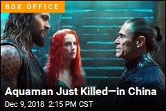 Aquaman Just Killed —But Not Here