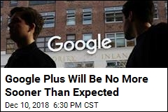 Google Plus Will Be No More Sooner Than Expected