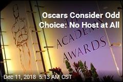 Oscars Ceremony May Go Host-Less