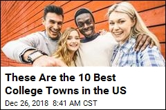 Here Are the 10 Best College Towns in the US