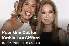 Pour One Out for Kathie Lee Gifford