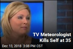 TV Meteorologist Kills Self at 35