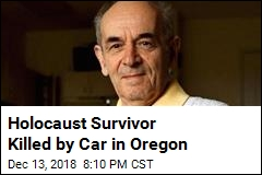 Holocaust Survivor Killed by Car in Oregon