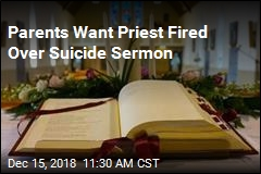Parents 'Sick' Over Priest's Suicide Sermon