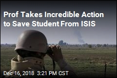 Prof Hires Mercs to Save Grad Student From ISIS