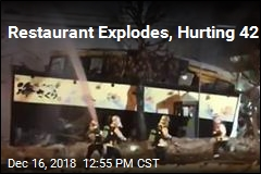 Restaurant Explodes, Injuring 42