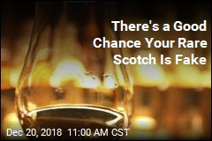 Fake Booze: Carbon Dating Takes on Scotch