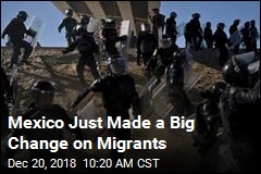 Mexico Just Made a Big Change on Migrants