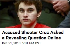 Accused Shooter Cruz Asked a Revealing Question Online