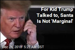 Kid Trump Talked to Didn't Know What 'Marginal' Meant, Still Believes