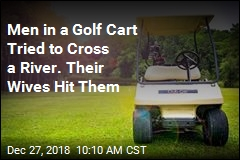 Tragedy in Thailand: Drowned in a Golf Cart