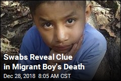 Swabs Reveal Clue in Migrant Boy's Death