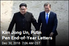 World Leaders Send Out New Year Letters
