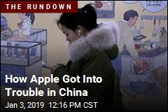How Apple Got Into Trouble in China
