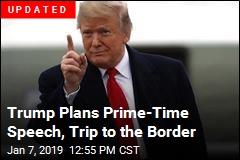 Trump to Visit US-Mexico Border