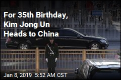 Kim Jong Un Embarks on China Visit