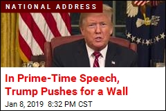 In Prime-Time Speech, Trump Pushes for a Wall