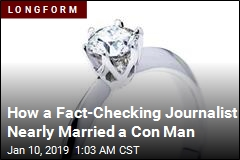 How a Fact-Checking Journalist Fell in Love With a Con Man