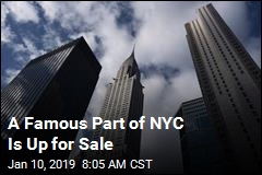 Skyscraper Famous for Its Sneaky Stunt Up for Sale