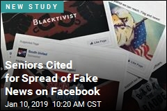 Millennials Least Likely to Share Fake News on Facebook