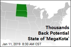 Thousands Back Potential State of 'MegaKota'