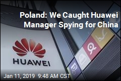 Poland: We Caught Huawei Manager Spying for China
