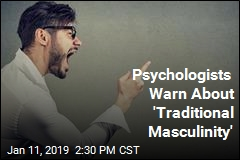 Old-School Masculinity 'Harmful' to Men: APA Report