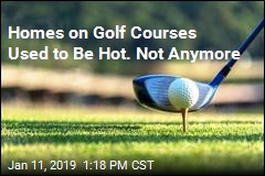 Homes on Golf Courses Used to Be Hot. Not Anymore