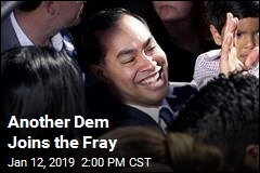 Another Dem Joins the Fray