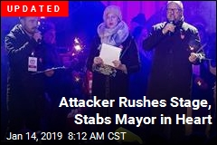 Polish Mayor Stabbed in Heart at Charity Event