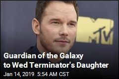 Guardian of the Galaxy to Wed Terminator's Daughter