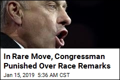 GOP Leaders Kick Steve King Off Committees