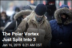 The Polar Vortex Just Split Into 3. Next, a 'Wild, Wintry Ride'?