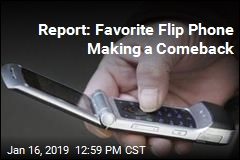 Favorite Flip Phone Making a Comeback: Report