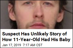 Man Admits Own Defense in Child Rape Is Hard to Believe