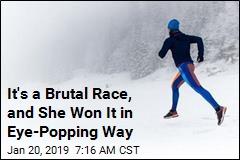Winner of 268-Mile Race Did It in Incredible Way