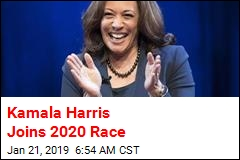 Kamala Harris Joins 2020 Race