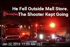 Suspect at Large in Chicago-Area Mall Shooting