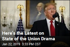 White House Moving Forward With State of the Union Plans