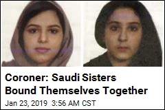 Deaths of Saudi Sisters Ruled Suicide by Drowning