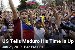 US Issues 3 Statements Telling Maduro to Go