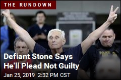 Roger Stone: I Will Defeat These Charges