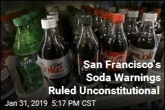 In San Francisco vs. Soda, a Win for Soda