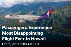 Flight to Maui Turns Back Not Once, Not Twice, but 3 Times